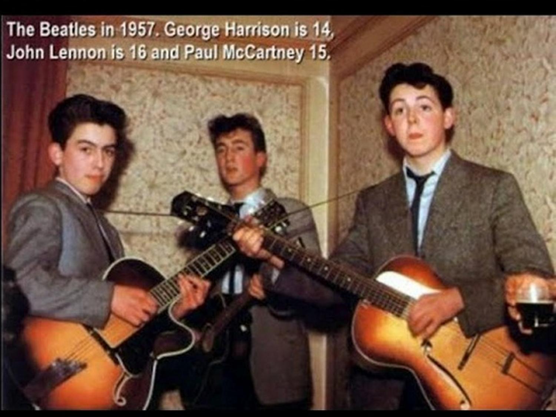 Beatles 1957