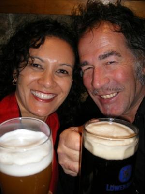 Cheers (Drinking German Beer)