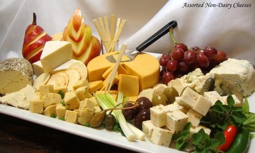 Asst cheeses