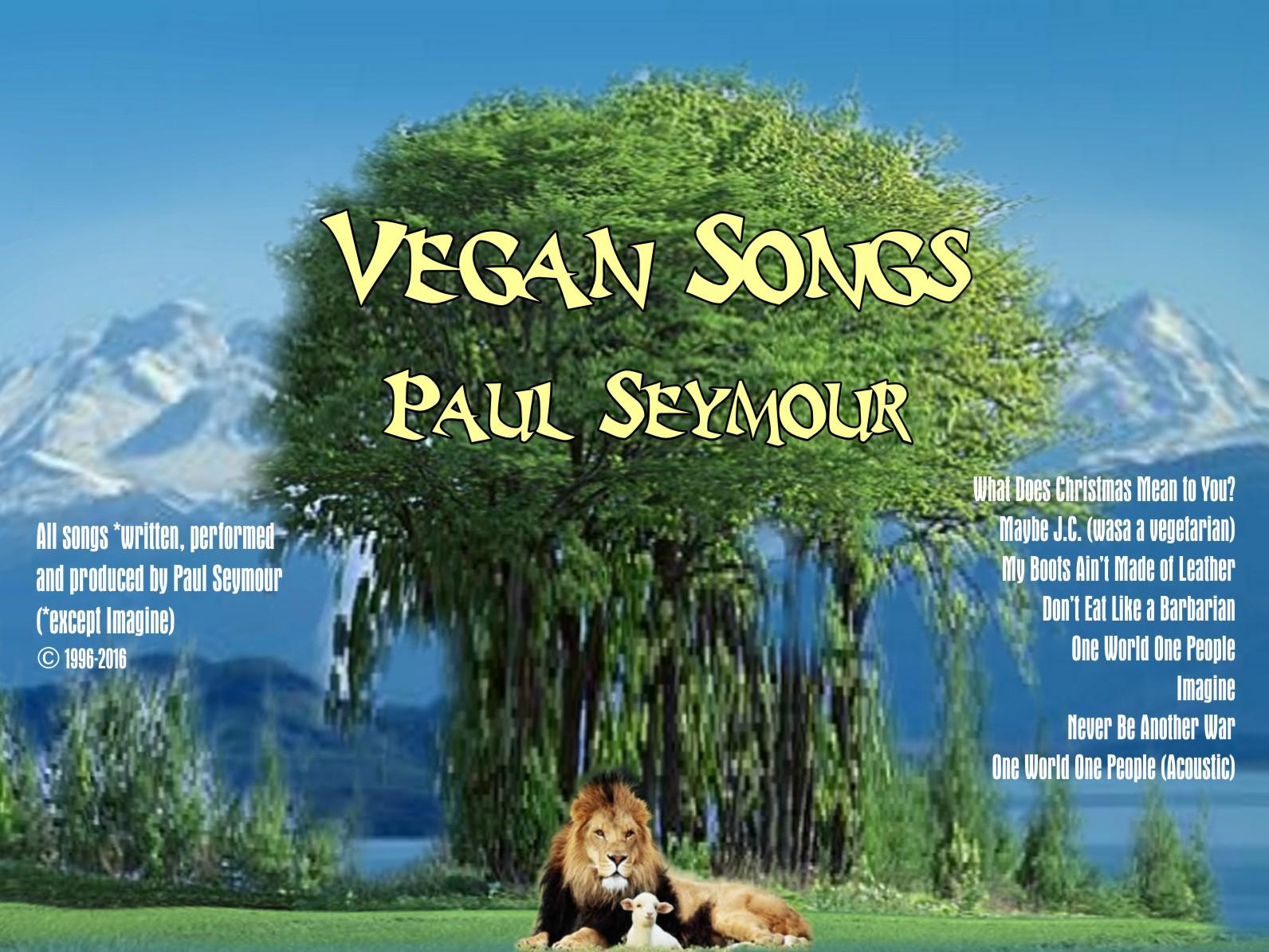Vegan Songs