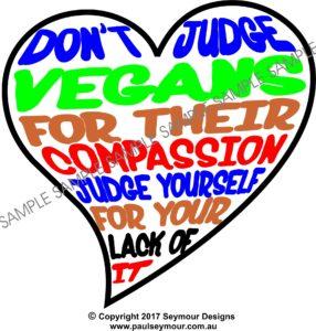 Don't Judge(t-shirt)