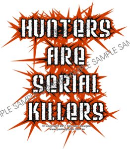 Hunters(t-shirt)