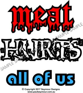 Meat Hurts(t-shirt)